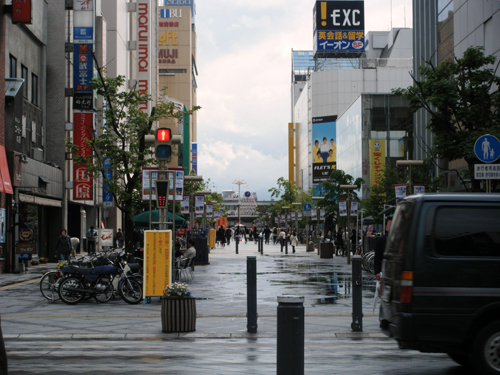 Asahikawa_city_Heiwa_street_shopping_park